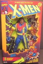 """Marvel Comics Bishop Deluxe Edition X-Men Super Heroes 10"""" Tall 49713 SEALED BOX"""