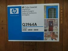 HP Q3964A IMAGING DRUM LaserJet 2550 2820 2840 NEW In FACTORY SEALED BOXES 2