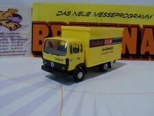 "Brekina 34861 - Renault JN 90 Koffer LKW in gelb "" Kodak Film "" 1:87 NEUHEIT"