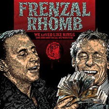 Frenzal Rhomb : We Lived Like Kings (We Did Anything We Wanted) VINYL (2016)
