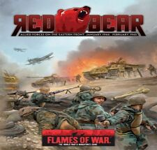 Flames of War Rulebook BNIB Red Bear (Revised Edition) FW117