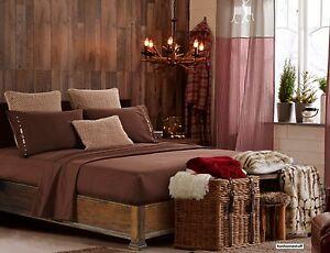 EMBROIDERED NEW SOUTHWEST STITCH WESTERN PLAINS SUPER SOFT BED SHEETS SHEET SET