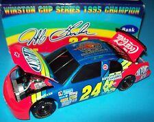 Jeff Gordon 1995 Winston Cup Champion Dupont #24 NASCAR Diecast 1/24 Vintage BWB