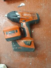 Hilti SIW-22A Impact Wrench ×2 batteries