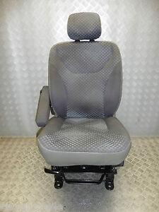 Vivaro Trafic Primastar Sitz Fahrersitz Armlehne Konsole seat