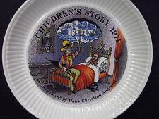 Wedgwood 1971 Children's Stories The Sandman Brothers Grim Plate