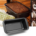 Rectangle Non-stick Toast Bread Cake Baking Mold Loaf Tin Steel Bakeware Pan DIY