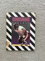 Chicago Bears by Pat Ryan - Hardcover - 1991