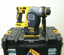 DeWALT DCH273NT 18v Brushless 3 Mode SDS Hammer Drill Bare in Deep T-StakVI Case