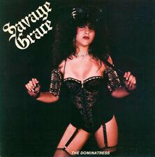 SAVAGE GRACE ?? The Dominatress + Demo 1982 (NEW*LIM.500 US METAL CLASSIX '83)