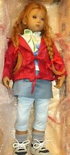 """Annette Himstedt Runi Ii Doll - 26.5"""" - 2000 Puppen Kinder Collection - Mib"""