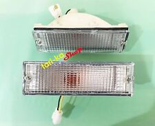 Front Bumper Turn Signal Light For 87-95 Mitsubishi L200 Mighty MaX Dodge Ram50