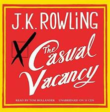 The Casual Vacancy, J. K. Rowling, Good Condition Book, ISBN 1405519207