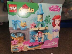 Duplo Lego Disney Princess Little Mermaid 10922