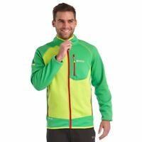 Regatta Diego Mens Breathable Quick Drying Stretch Fabric Jacket Green Size XXL