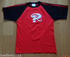 ROBBIE WILLIAMS RED/BLACK LEEDS & MILTON KEYNES 2006 CONCERT TOUR  SHIRT S NEW