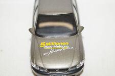 SCHUCO OPEL VECTRA B Sondermodell 5 Millionen Opel Motoren Kaiserslautern 1/43