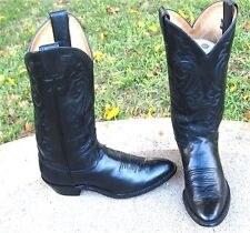 JUSTIN   COWGIRL BOOTS  LADIES  7'B