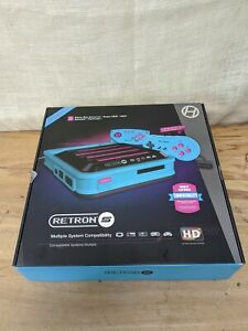 RetroN 5 Hyper Beach Special Edition - Plays 10 systems - NTSC & PAL - Brand New