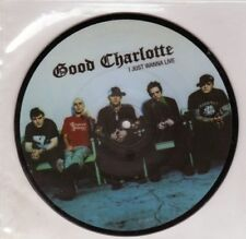 Rock Picture Disc Alternative/Indie 45 RPM Speed Vinyl Records