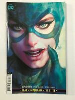 Catwoman #13 Card Stock Variant YOTV The Offer (DC 2019) ArtGerm Variant