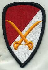 Vintage US Army 6th Cavalry Brigade Color Patch