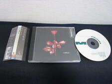Depeche Mode Violator Japan Canyon CD with OBI 1994 Reissue Synth