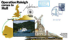 Operation Raleigh comes to Hull Signed by Lt Col G Straw Liaison Officer Operati