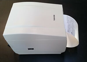 Toshiba TEC TRST56P POS Retail Receipt Printer, 80x80mm Paper