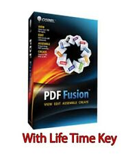 PDF Fusion Creator (PDF reader/ PDF converter) with Global Life Time Key