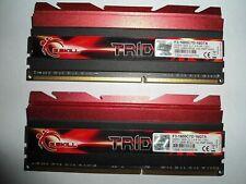 G.SKILL Trident X Series 16GB (2x8GB) DDR3 ✅CL7✅ 12800 1600 (F3-1600C7D-16GTX)