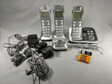 Panasonic KX-TG7731 Cordless Phone w/Answering System & Caller ID 3 sets  ANB