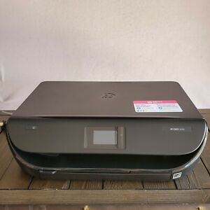 SALE HP Envy 5055 Color Only 17 Pgs Photo Printer NEEDS INK Scan All In One