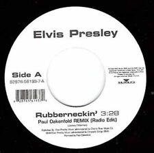 "ELVIS PRESLEY - Rubberneckin' 45 7"""