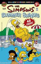 Simpsons Illustrated Comic Books