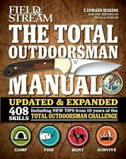 The Total Outdoorsman Manual(10th Anniversary Edition)(Field & Stream) Paperback