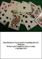 Little Known Gambling Magic Tricks for Magicians & Hold'em Poker Stacks
