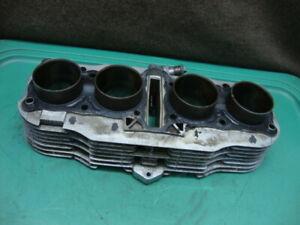 79 SUZUKI GS850 GS 850 G GS850G ENGINE CYLINDERS (NEED REHONED) #UH53