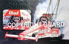 2 for 1 Deal! Kenny Bernstein & Joe Amato Historic Driver signed Prints