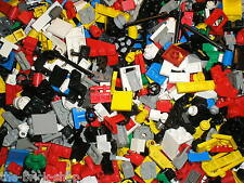 Vrac lot de 100 petites pieces de finition LEGO city space star wars castle etc