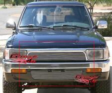 Fits 1992-1995 Toyota 4Runner Billet Grille Combo