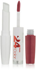 MAYBELLINE SuperStay 24HR 2-step Lipcolor RELIABLE RASPBERRY 010 liquid lipstick