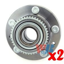 Pack of 2 Rear Wheel Hub Bearing Assembly replace 512271 HA590095 BR930411