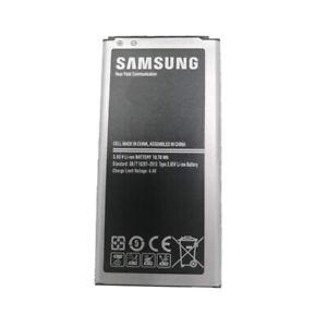 SAMSUNG BATTERIA ORIGINALE EB-BG900BBC GALAXY S5 G900 2800mAH LITIO NUOVA NEW