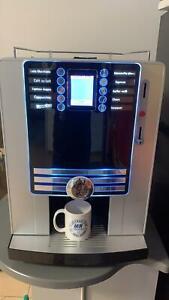 Cino xs Grande ,Kaffeeautomat mit Münzeinwurf ,Ganze Bohne,Top Zustand 2 +