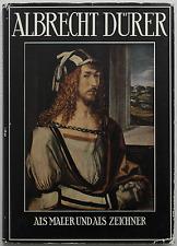 Albrecht Dürer als Maler und als Zeichner
