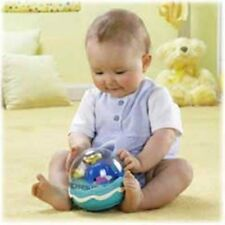 Fisher Price Ocean Wonders Sea Spray Whale Water Globe Ball Toy Bubbles & Duck