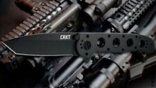 CR04KS Couteau Tactical CRKT M16-04KS Tanto Lame Acier 12C27 Manche Acier