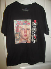 2017 WrestleCON Tommy Rich Wrestling shirt - Adult Large