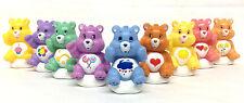 Care Bears Lot 9 Cloud Base TCFC Figure Grumpy Bear, Tender Heart, Funshine more